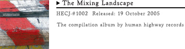The Mixing Landscape